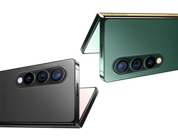 三星Galaxy Z Fold 3爆料:這代產品價格會更低
