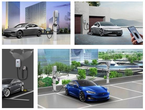 新优精品上市:易事特集团旗下中能易电易安A7系列智能充电桩重磅发布